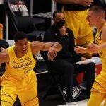 Jokić, Janis i Rubio ispisali istoriju svetske košarke: Dominacija kakva se ne pamti (FOTO)