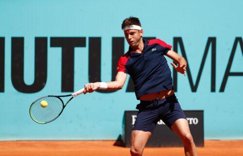 Ništa od prve ATP titule: Filip Krajinović je poražen u finalu Hamburga!