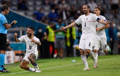 Italijani napadaju krov Evrope: Barela i Insinje poslali Belgiju kući - na redu je fudbalski klasik!