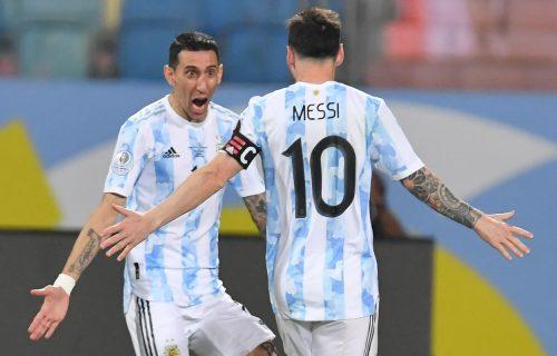 Mesijeve čarolije: Doktorat iz slobodnjaka i dve asistencije, Argentina je u polufinalu (VIDEO)