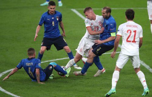 Da li se Kjelini povlači iz reprezentacije Italije? Bonući to najbolje zna!