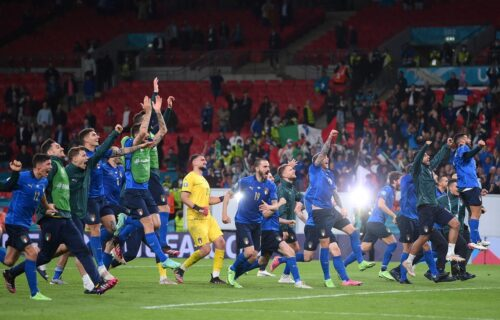 Penal ludilo na Vembliju: Italija posle velike drame u finalu Evropskog prvenstva (VIDEO)
