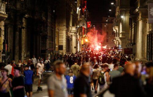 JEZIVE VESTI: Otac i sin upucani nakon ulaska Italije u finale Evropskog prvenstva