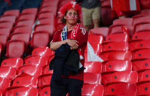 """""""Englezi su me vukli za kosu i psovali"""": Ispovest Dankinje koja živi u Londonu zgrozila fudbalsku javnost"""