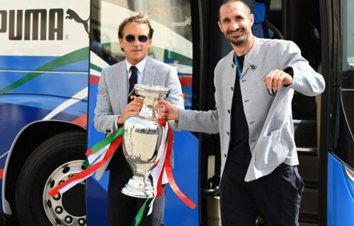 Manćinijevo proročanstvo: Selektor Italije predvideo da će osvojiti Evropsko prvenstvo