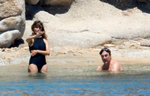 Evo kako oni ODMARAJU: Porodična IDILA Penelope Kruz i Havijera Bardema na Sardiniji! (FOTO)