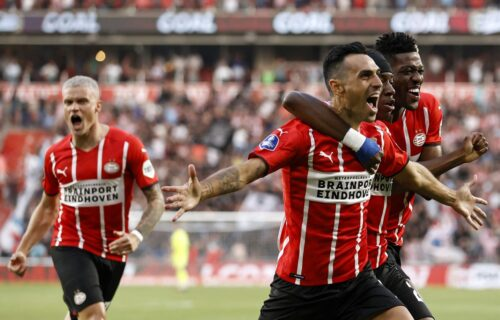 """Kakav PSV, strašan PSV: Čudesni Zahavi i Gece uništili Galatu, Olimpijakosu dovoljan jedan """"metak"""""""
