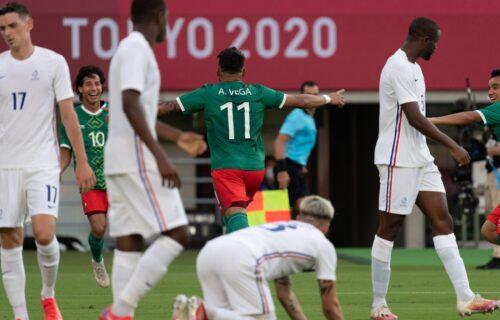 """OI: Meksiko ponizio Francuze, Španci se obrukali protiv """"faraona"""""""