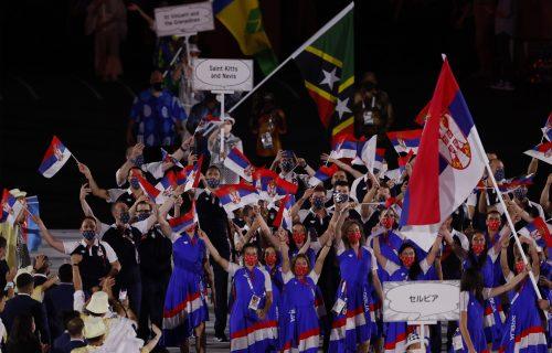 PONOS SRBIJE: Naši sportisti blistali na otvaranju Olimpijskih igara! (VIDEO)