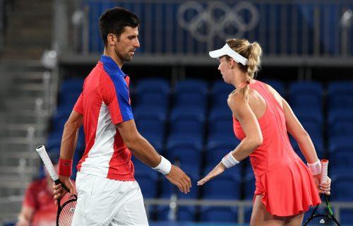 Prve reči Nine još od Novakovog odustajanja u Tokiju: Samo ja znam kako mi je! (FOTO)