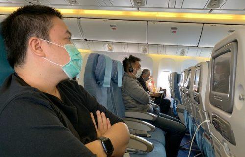 Zarazio se koronavirusom, pa se prerušio u svoju ženu da bi mogao da uđe u avion