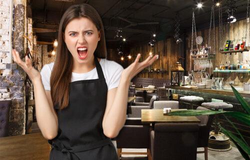 """Emu (21) PONIZILA vlasnica restorana, a onda je konobarica otišla u kuhinju i """"skuvala"""" BRUTALNU osvetu"""