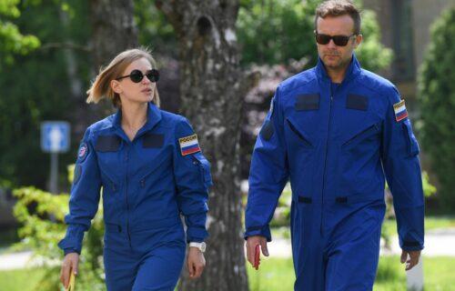 """Stigla oprema za PRVI FILM u svemiru: Rusi snimaju """"Izazov"""" na Međunarodnoj stanici (VIDEO)"""