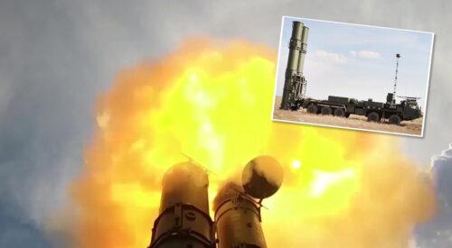 MOĆNI PROMETEJ! Ovako grmi S-500: Rusko nebo nedodirljivo za hipersonične rakete (FOTO+VIDEO)