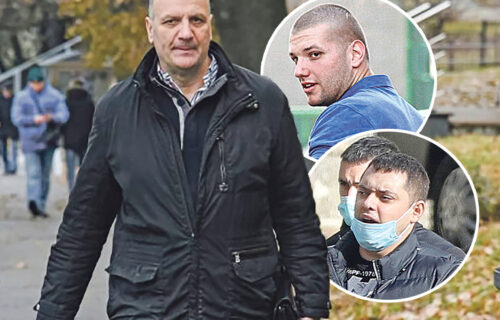 Savetovao Belivuka i Miljkovića: Evo koga je sve BRANIO mafijaški konsiljere - jednom je čak i KUM?