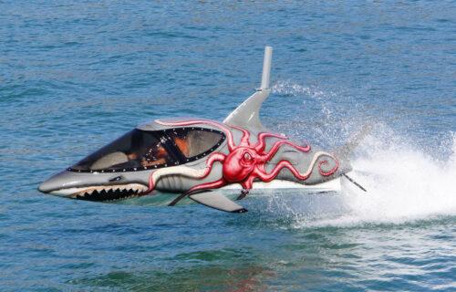 Luksuzna igračka: Seabreacher izgleda i ponaša se kao DELFIN, pogledajte šta može (VIDEO)
