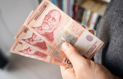 Potvrđeno: Ovoliko će iznositi MINIMALAC u Srbiji od sledeće godine - povećanje od 9,4 odsto