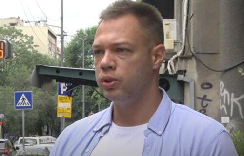 """PRITVOR od 30 dana za Petra Đurića: Saslušan osnivač pokreta """"Ćale ovo je za tebe"""""""