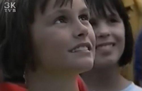 Da li prepoznajete devojčicu sa fotografije? Danas važi za NAJLEPŠU SRPSKU glumicu (FOTO)