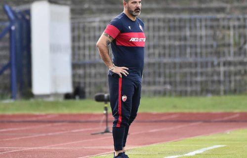 Stanković žali zbog jedne stvari: Trener Crvene zvezde govorio nakon pobede nad Spartakom