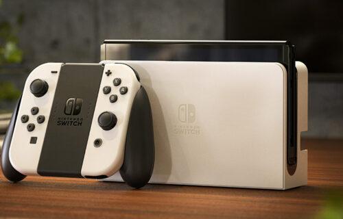 Nintendo ima novog aduta: Switch konzola dobila OLED ekran i više memorije (VIDEO)