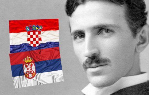 Nakon što su Teslu stavili na evro, Hrvati ga OPET svojataju: Smislili još veću PROVOKACIJU