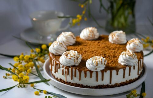 Jednostavno i BRZO: Sladoled torta sa keksom gotova za 10 minuta (RECEPT)