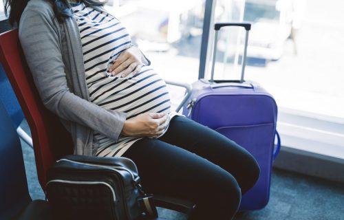 Najbolje je u DRUGOM trimestru: Pet saveta za trudnice koje žele da putuju AVIONOM