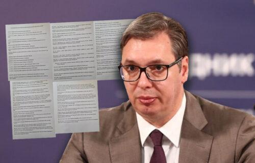 """Borelj se ZAČUDIO kada je video Vučićev spisak! Petković: """"Kurtija NIKO nije razumeo o čemu priča"""""""