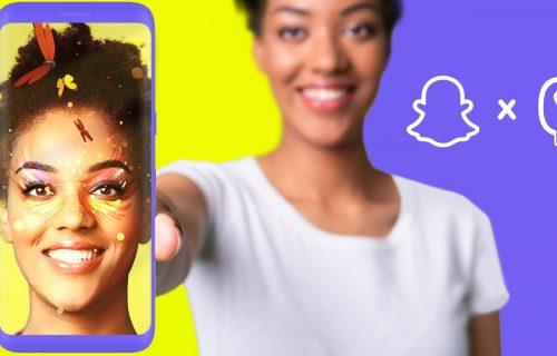 Uskočite u proširenu realnost! Magija Snapchata donosi maske i filtere na Viber platformu (VIDEO)