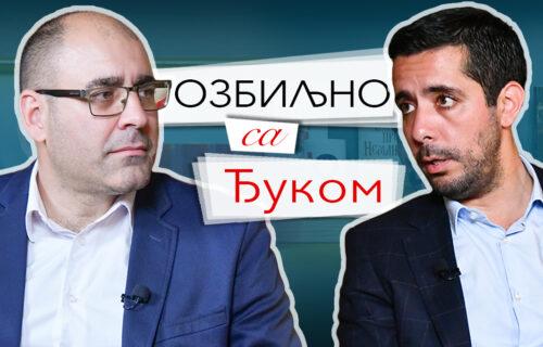 VIDEO: Zašto je Tomislav Momirović ušao u politiku? Ministar otkrio Đukanoviću ko ga je najviše MOTIVISAO