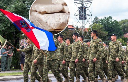 Hrvatski vojnici na KOKAINU: U nenajavljenoj ali ciljanoj kontroli petorica pozitivna na drogu
