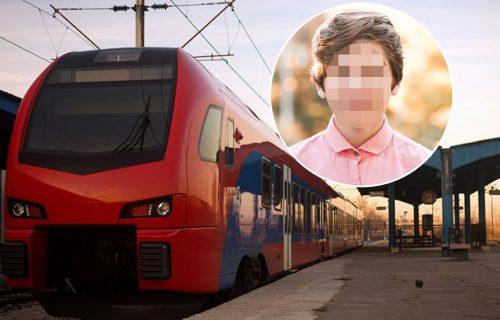 Dečaka (15) u PLAMENU gasili drugovi: Popeo se na vagon voza, lekari zatekli STRAVIČAN prizor