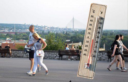 Uživajte dok MOŽETE: Danas sunčano i toplo, temperatura do 29 stepeni - evo kada slede velike PROMENE