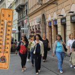 Danas i narednih dana znatno PRIJATNIJE vreme: Paklene vrućine samo u ovom delu Srbije, ponegde PLJUSKOVI