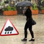 Kiša i grmljavina: Danas promenjivo oblačno, očekuje nas BLAGI PORAST temperature