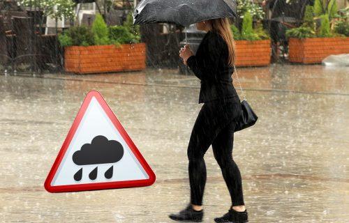 Čeka nas još jedan hladan, tmuran i kišovit dan: Poznato kada će u Srbiji biti LEPŠE i TOPLIJE vreme