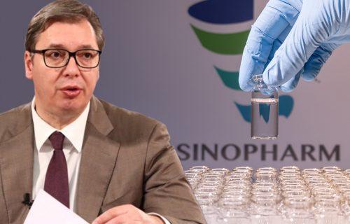 Potpisan memorandum sa Sinofarmom i UAE: Fabrika vakcina u Srbiji do kraja godine!