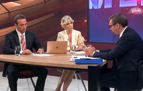 """Vučić o SRAMNOJ odluci Valentina Incka: """"Moraćemo da se poštujemo i sarađujemo sa Bošnjacima"""""""