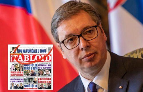Mafijaški bilten saopštio: Lov na Vučića je u toku! (FOTO)