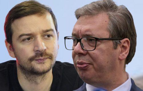 Urednik portala KRIK koji je napao Vučića otkrio PRAVO lice: Srbi počinili GENOCID u Srebrenici! (VIDEO)
