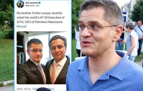 """Jeremić grčevito brani saradnike iz MAFIJAŠKE HOBOTNICE: """"Neću prijatelje da guram u zatvor""""! (VIDEO)"""