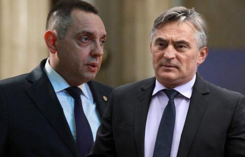 """Oštar ODGOVOR Vulina za Komšića: """"Srbi glasno i jasno traže da se kaže šta je njihovo!"""""""