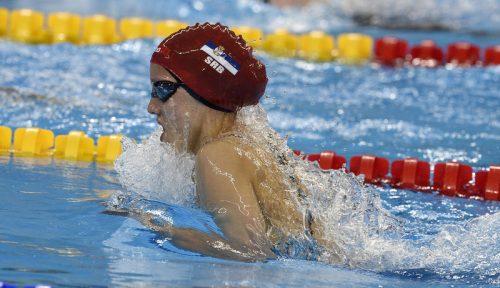 Dala je sve od sebe: Anja Crevar ostala bez plasmana u finale na 400 metara mešovitim stilom