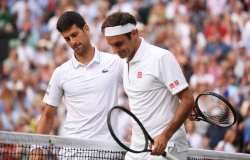 Ovo su svi čekali: Oglasio se Federer odmah nakon krunisanja Đokovića!