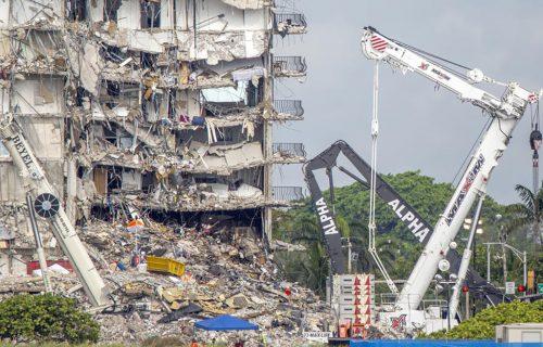 "Stravična ISPOVEST preživele u srušenoj zgradi na Floridi: ""Spašeni smo na nerealan način"" (VIDEO)"