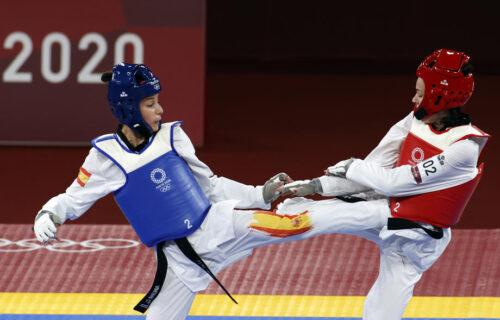 Velika šteta: Tijana Bogdanović ostala bez finala, ali nada za medalju i dalje postoji (FOTO)