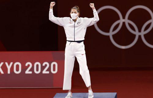 Naše gore list: Osvojila je zlato na Olimpijskim igrama u Tokiju (FOTO)