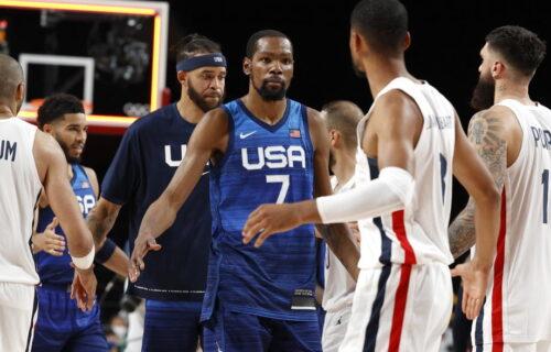 Frka među košarkašima Amerike: Igrači ustali protiv Grega Popoviča