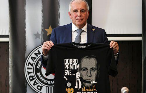 Prve reči Željka Obradovića posle žreba za Evrokup: Naše pripreme biće najvažnije za ovu sezonu!